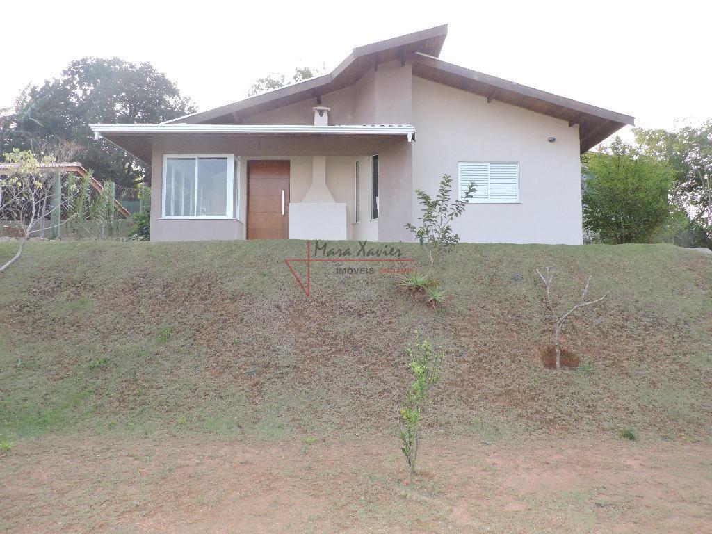 Casa venda e locação, Jardim Floresta, Vinhedo - CA1786.