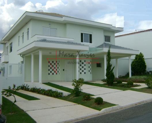 Sobrado venda e locação, Condomínio Marambaia, Vinhedo - SO0471.