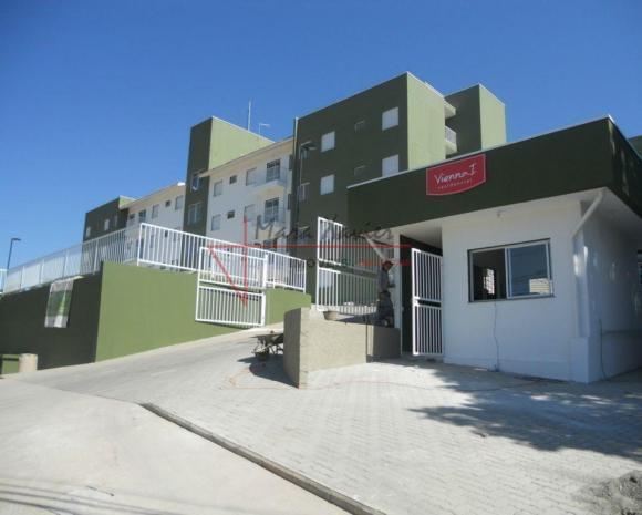 Apartamento com 2 dormitórios à venda e locação, 58 m² por R$ 290.000 - Condomínio Vienna Residencial l - Vinhedo/SP