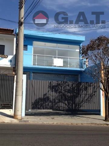 Salão Comercial para locação, Parque dos Eucaliptos, Sorocaba - SL0252.