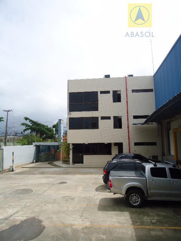 Prédio administrativo