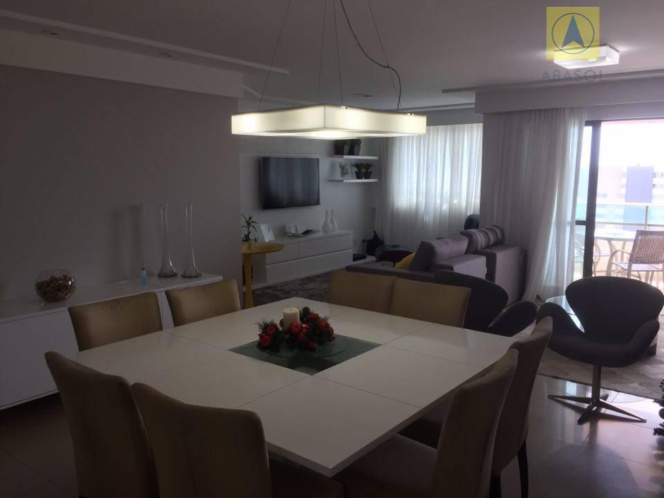 Venda - Apartamento - Luxo - 04 quartos - 03 suítes - 03 garagens - Andar alto - Lazer completo - Piscina - Setúbal - Vista mar