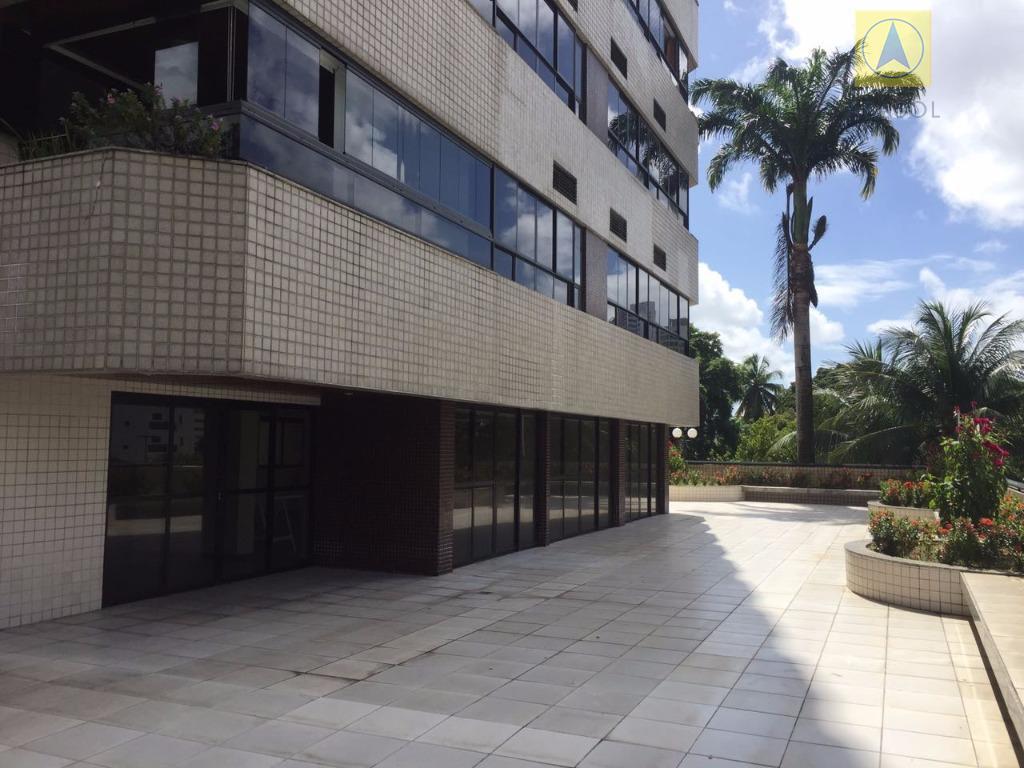 Apartamento residencial à venda, Rosarinho / Tamarineira, Recife, 4 quartos, lazer, andar alto, alto padrão, 3 garagens
