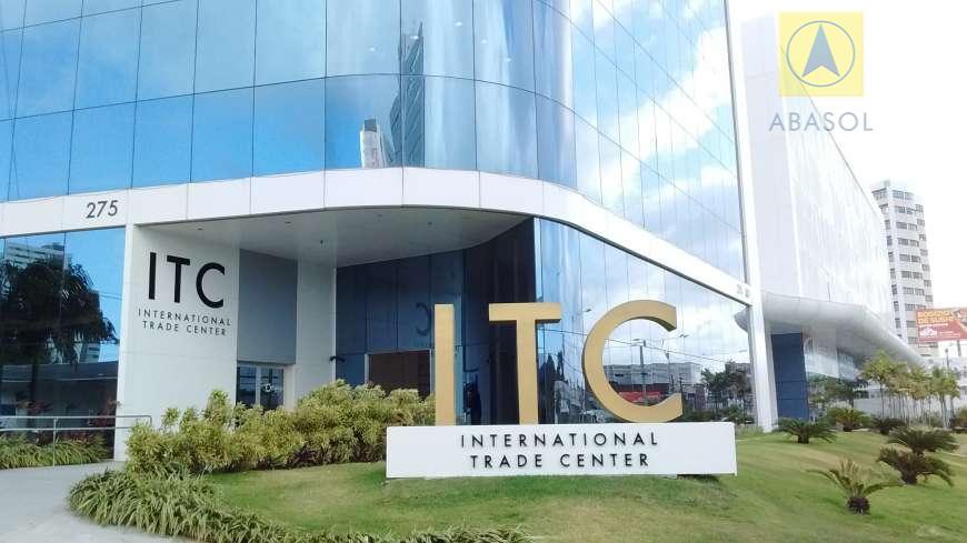 ITC - Internacional Trade Center - Sala Comercial - Aluguel - Pina - Boa Viagem - 5 vagas