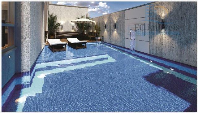 ref. 3080 - apartamento com 03 suítes, living 02 ambientes, churrasqueira, lavabo, cozinha integrada, área de...