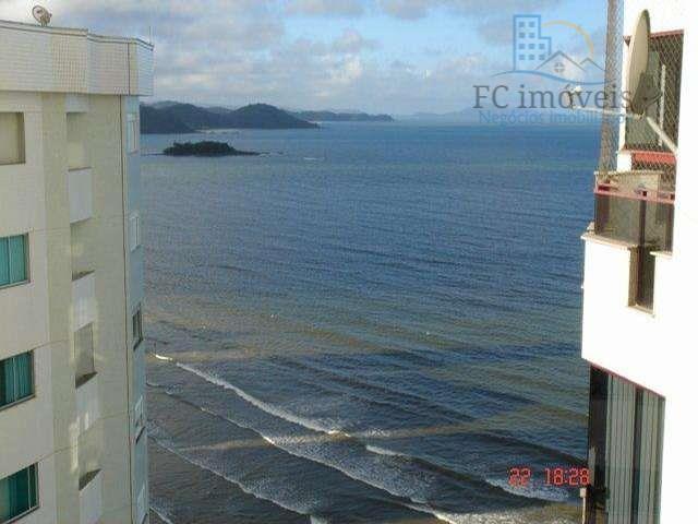 ref: 2030 - apartamento na quadra do mar, com vista mar, com 1 suíte + 1...