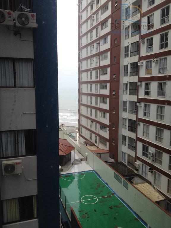 Quadra mar, 3 dormitórios e 2 vagas