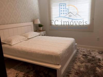 apartamento mobiliado com 1 máster com hidro + 2 suítes , lavabo, living 2 ambientes, churrasqueira...