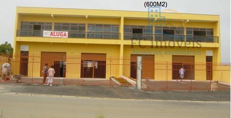 Prédio comercial à venda, Nações, Fazenda Rio Grande.