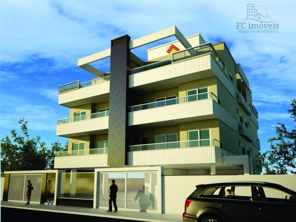 Apartamento residencial à venda, Praia de Mariscal, Bombinhas.