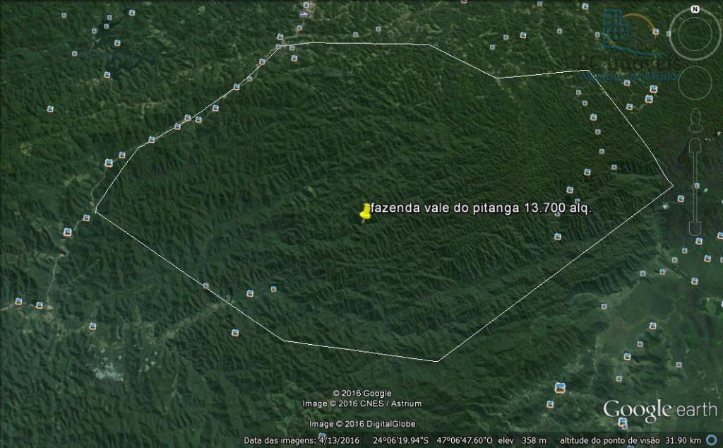 Área rural à venda, Área Rural, Miracatu - AR0004.
