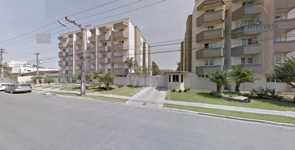 Apartamento residencial à venda, Bucarein, Joinville.
