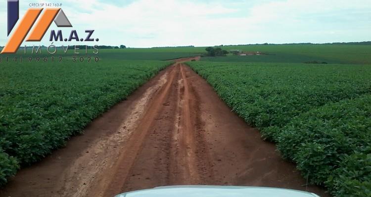 Fazenda  180 alqueires, 435,6 ha, na Região de Avaré/SP. Produzindo R$ 500 mil, anual.
