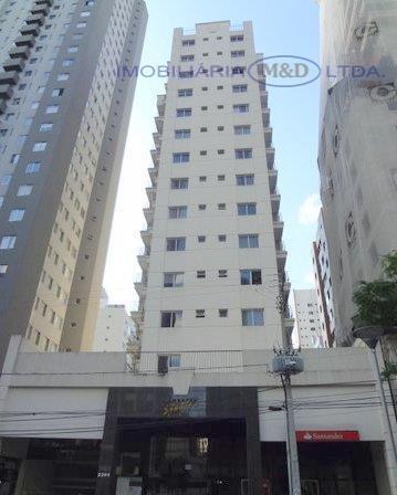 Apartamento residencial para locação, Bigorrilho, Curitiba.