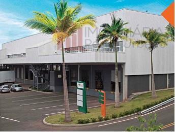 Galpão industrial para locação, Jardim Presidente Dutra, Gua