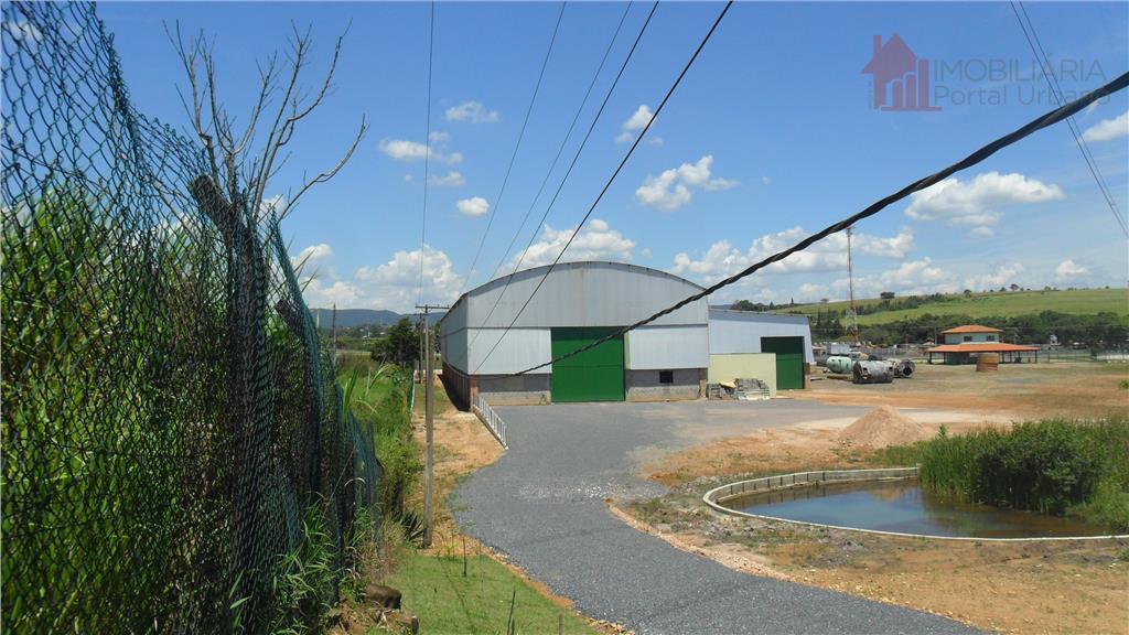 Galpão  industrial à venda, Jardim do Lago, Cabreúva.