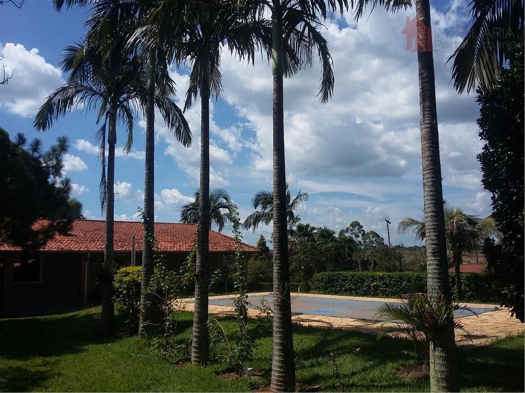 Chácara rural à venda, Núcleo Campos Sales, Cosmópolis.