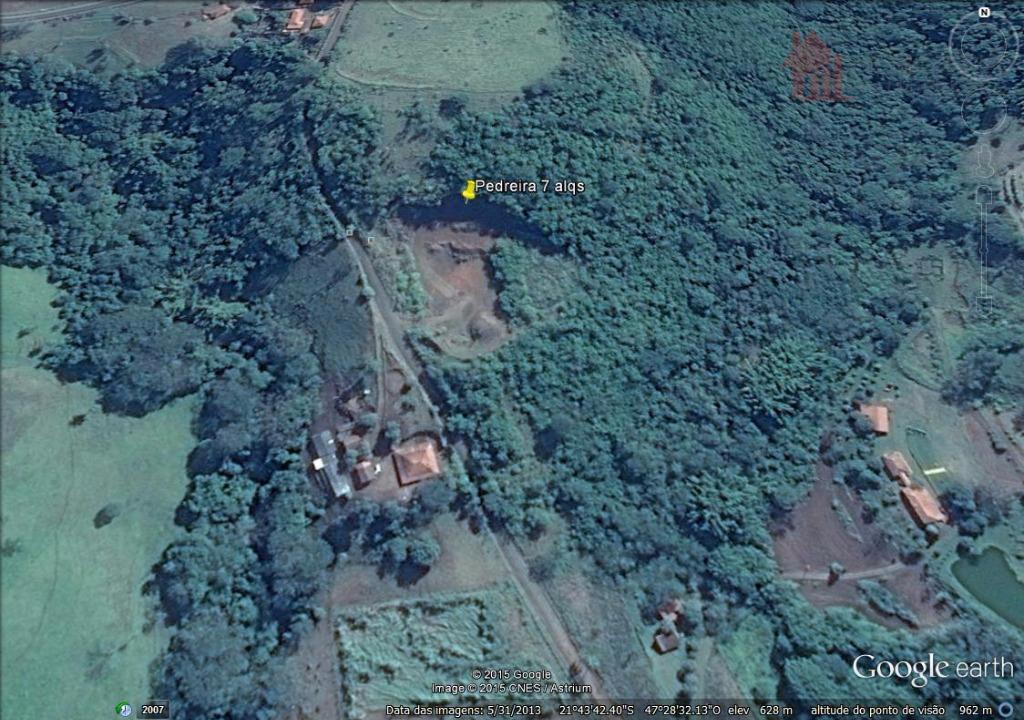 Terreno  rural à venda, Jardim Planalto, Santa Rita do Passa