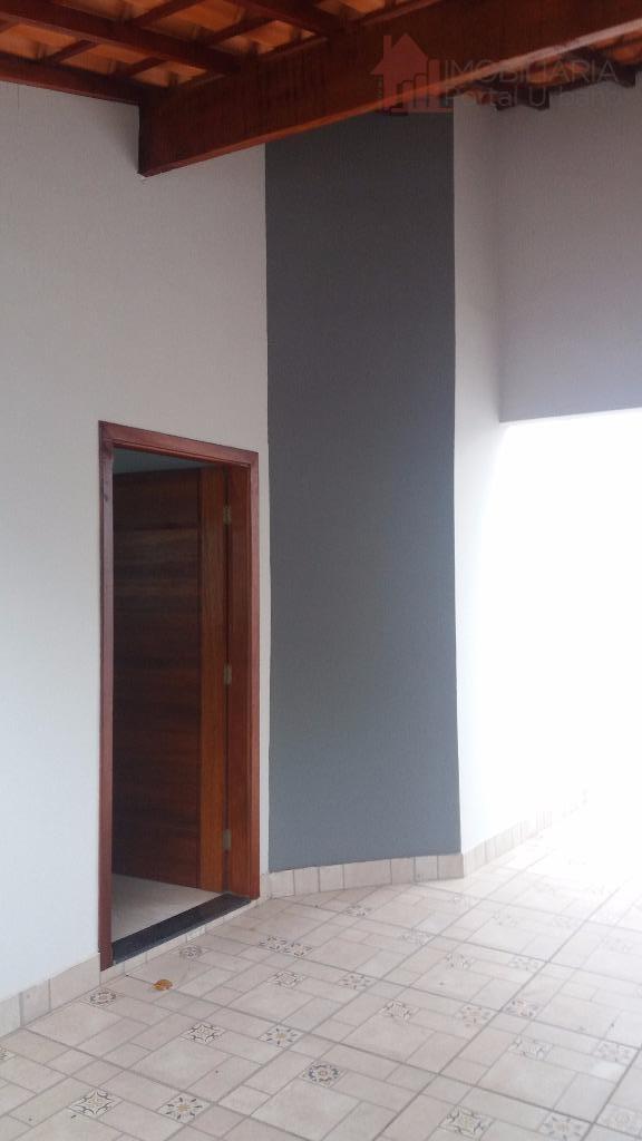 Casa residencial à venda, Jardim Santa Rosa, Cosmópolis.