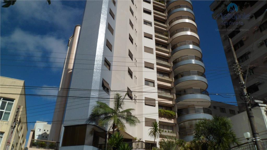 Apartamento residencial à venda, Jardim Cascatinha, Poços de Caldas.
