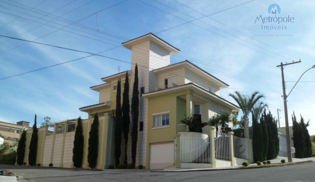 Casa residencial à venda, Jardim Elvira Dias, Poços de Caldas.