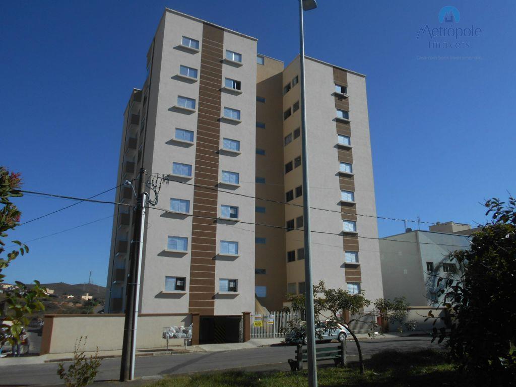 Apartamento residencial à venda, Jardim Country Club, Poços de Caldas.