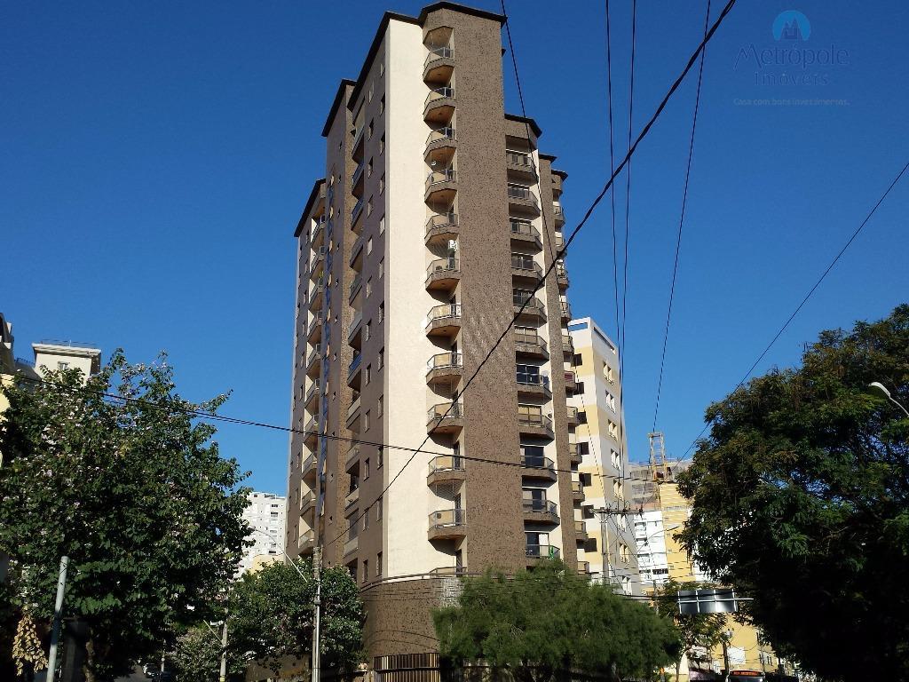 Apartamento residencial para locação, Centro, Poços de Caldas.