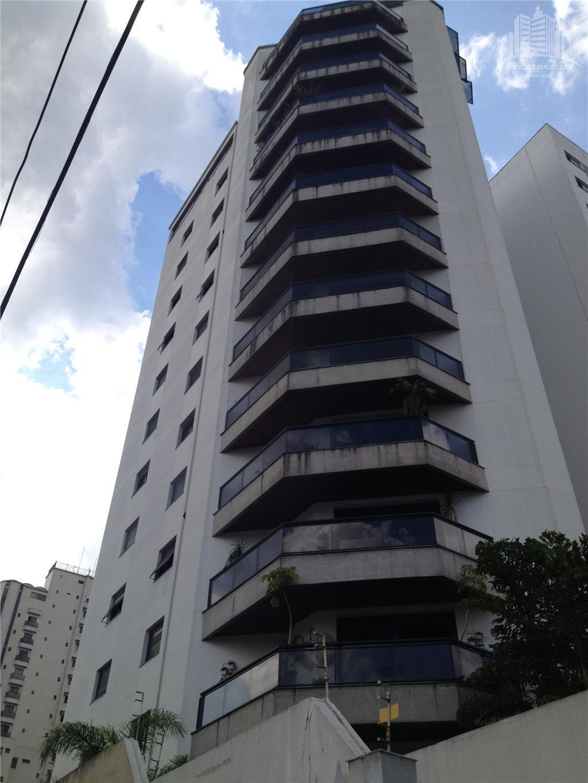 Apartamento residencial à venda, Moema, São Paulo - AP1334.