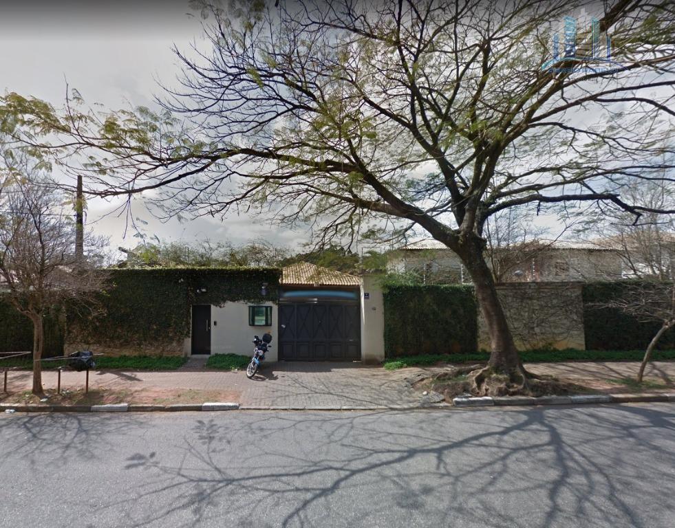 Sobrado residencial à venda, Morumbi, São Paulo - SO0059.
