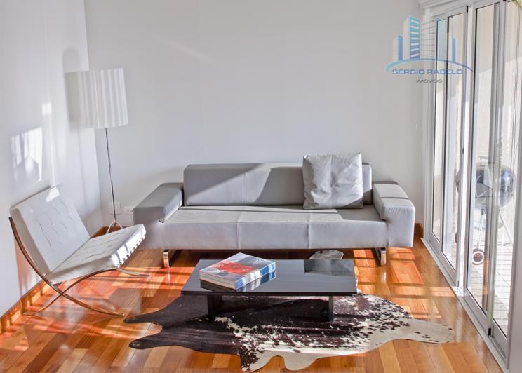 Apartamento com 2 dormitórios à venda, 75 m² por R$ 1.100.000 - Moema - São Paulo/SP