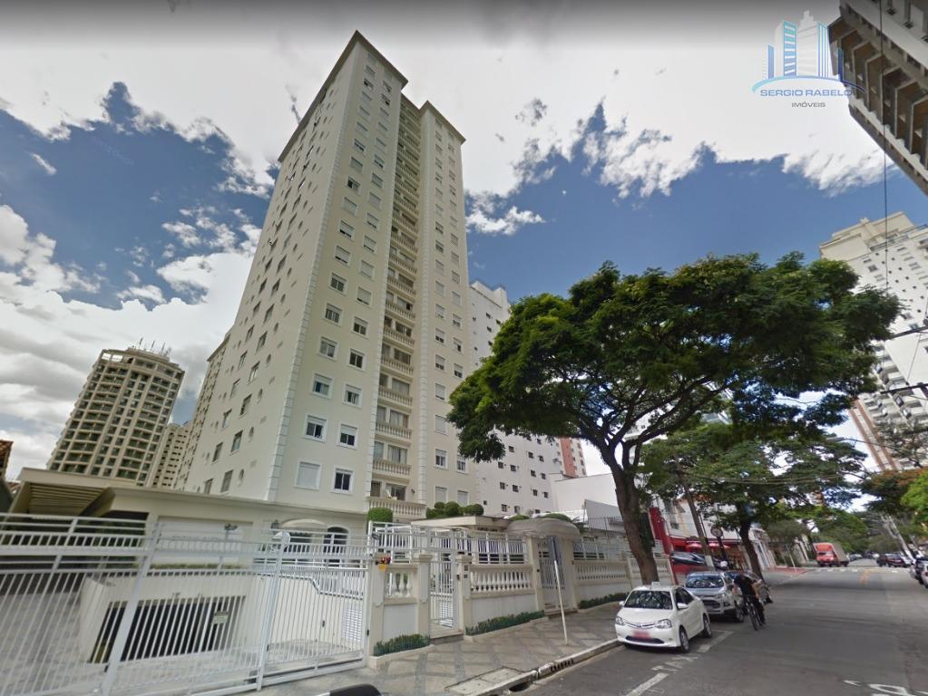 Apartamento com 2 dormitórios à venda, 72 m² por R$ 700.000 - Indianópolis - São Paulo/SP