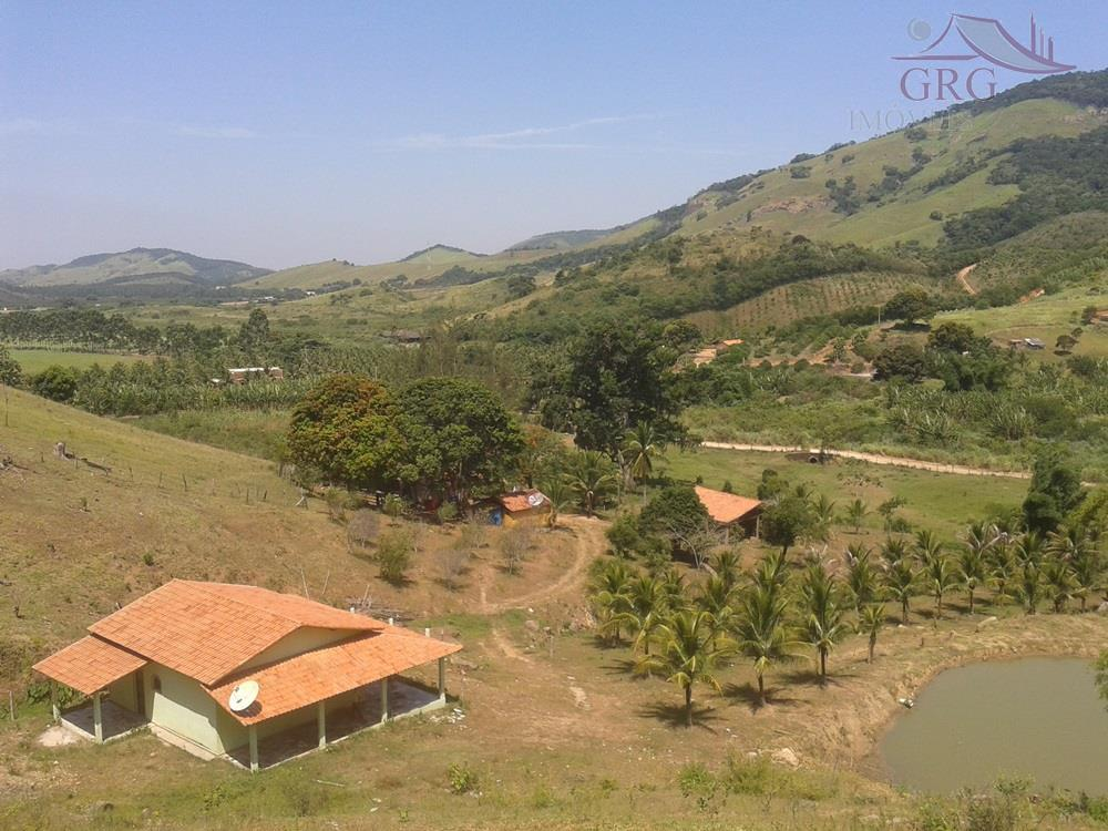 Sítio rural à venda, Cidade Nova, Rio Bonito.