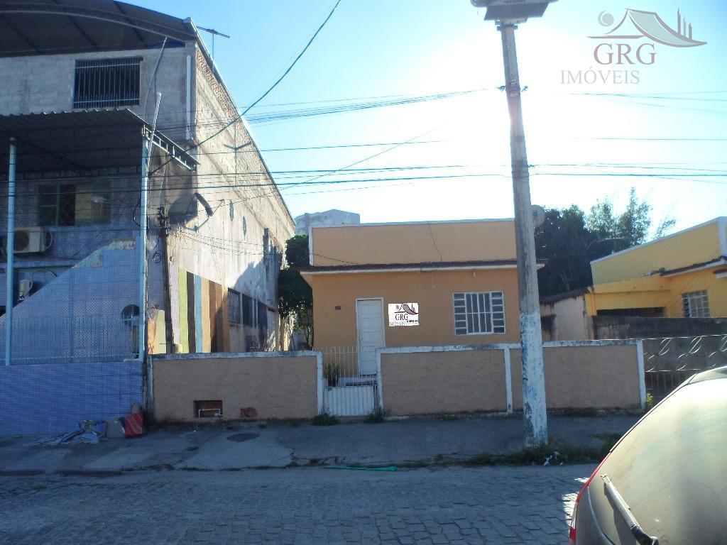 Casa residencial para locação, Nova Cidade, Itaboraí.