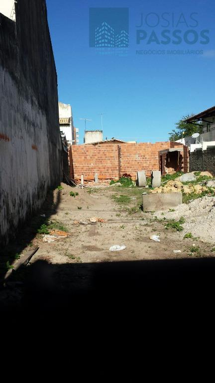 Terreno  residencial à venda, Coroa do Meio, Aracaju.