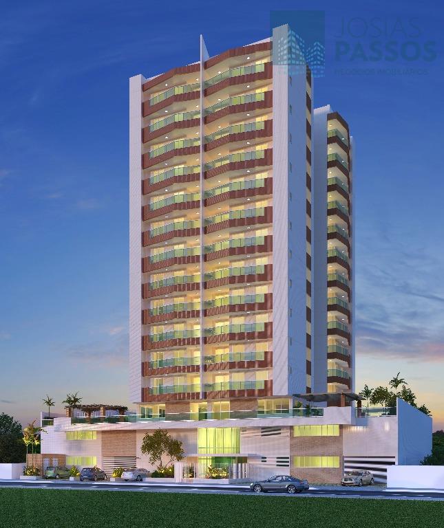 Apartamento residencial à venda Le Monde, Atalaia, Aracaju.