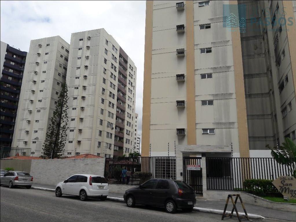 Apartamento  residencial à venda Solar Sam Marino, Treze de Julho, Aracaju.