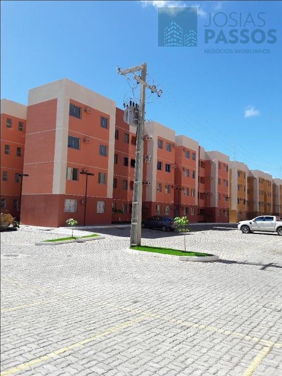 Apartamento  residencial à venda, Barra dos Coqueiros, Aracaju.