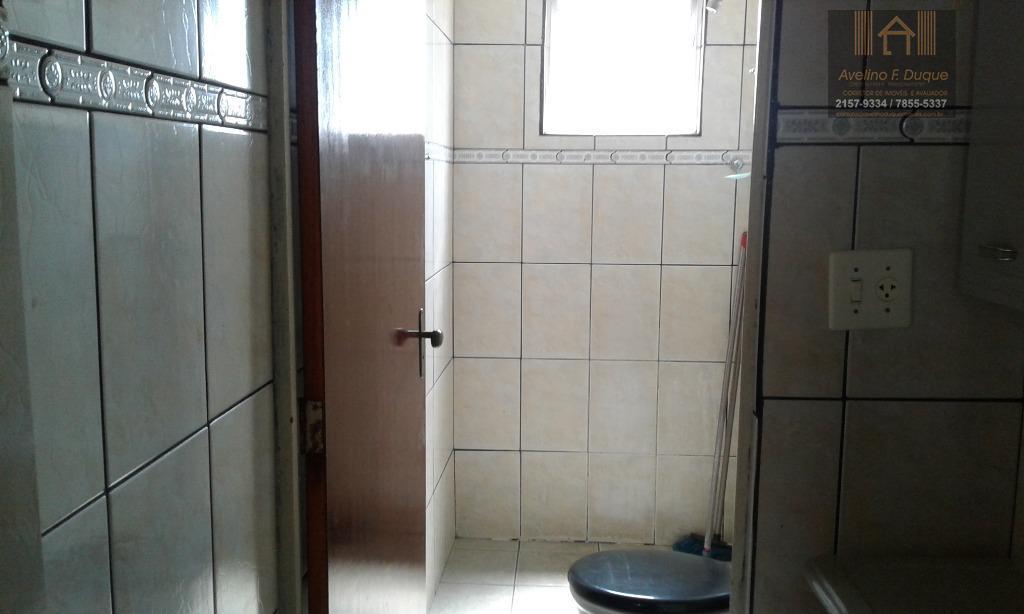 Apartamento residencial para locação, Conjunto Habitacional Padre Manoel da Nóbrega, São Paulo.
