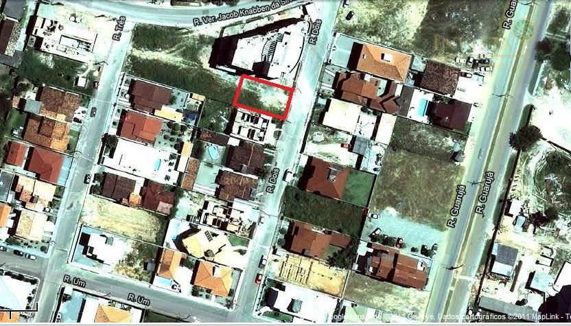 Terreno em Passa Vinte, Palhoça - SC