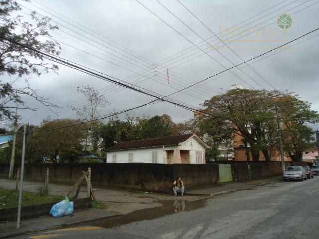 Terreno à venda em João Paulo, Florianópolis - SC