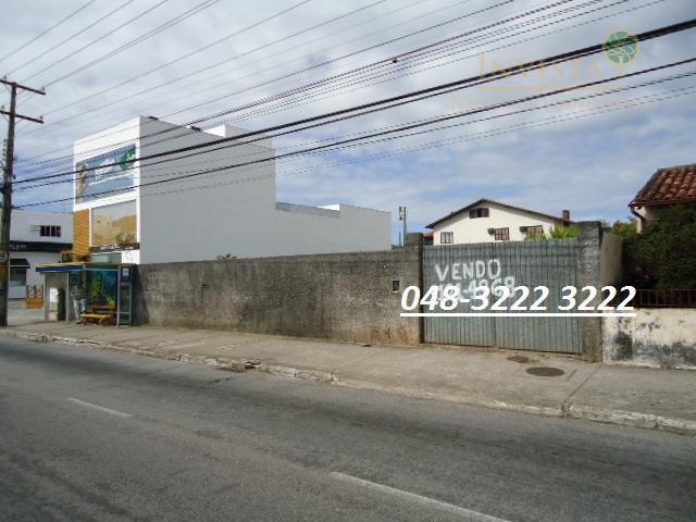 Terreno à venda em Santa Mônica, Florianópolis - SC