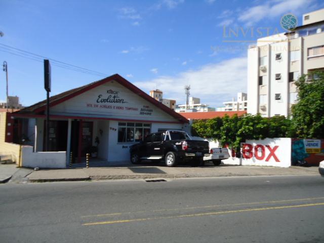 Terreno à venda em Trindade, Florianópolis - SC