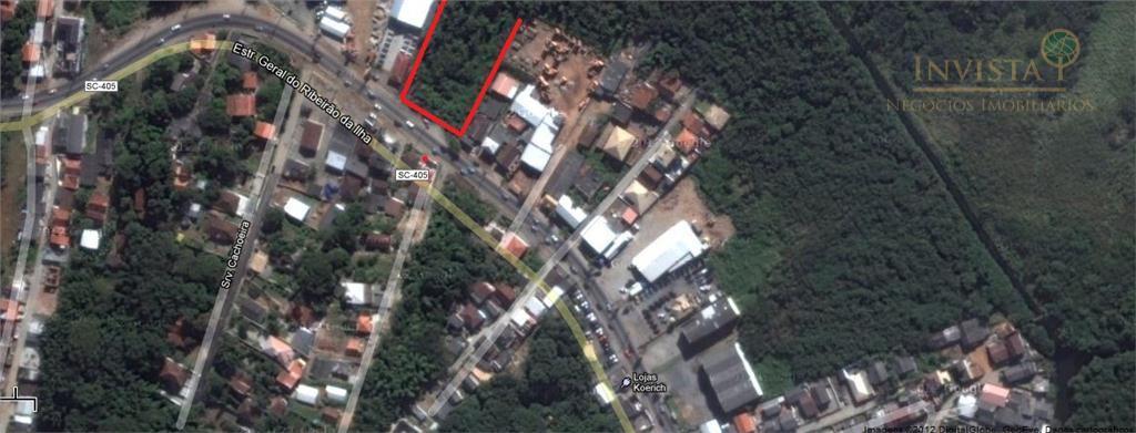 Terreno à venda em Rio Tavares, Florianópolis - SC