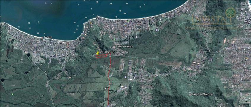 Terreno em Canasvieiras, Florianópolis - SC