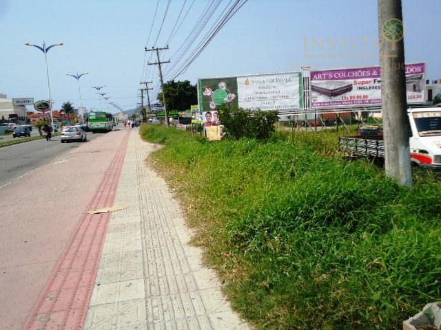 Terreno à venda em Ingleses, Florianópolis - SC