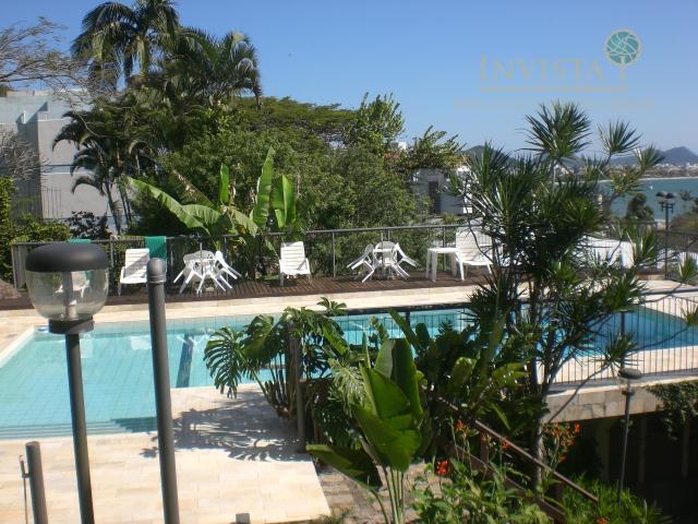Cobertura de 2 dormitórios à venda em Canasvieiras, Florianópolis - SC