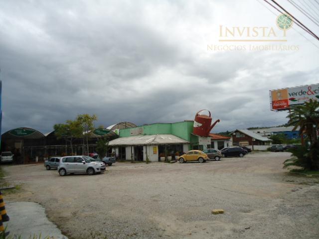 Terreno à venda em Saco Grande, Florianópolis - SC