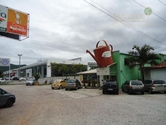 Terreno em Saco Grande, Florianópolis - SC