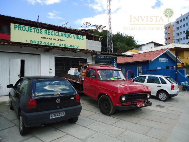 Terreno à venda em Pantanal, Florianópolis - SC