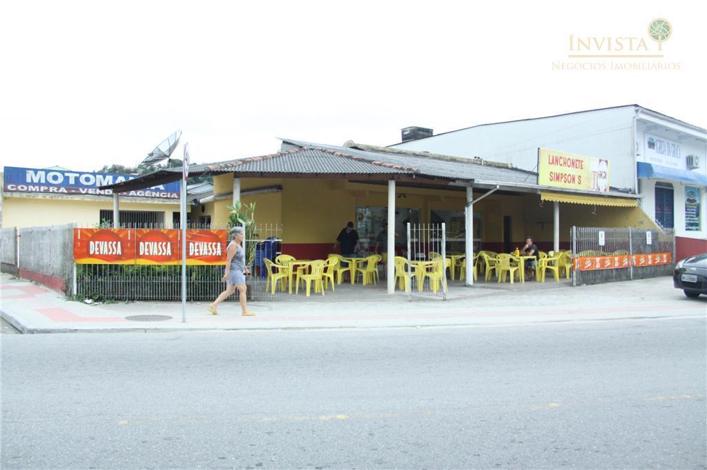 Terreno à venda em Forquilhinhas, São José - SC